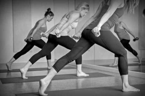 Кардио-йога
