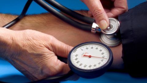 Измерение АД – один из методов скринингового (профилактического) обследования